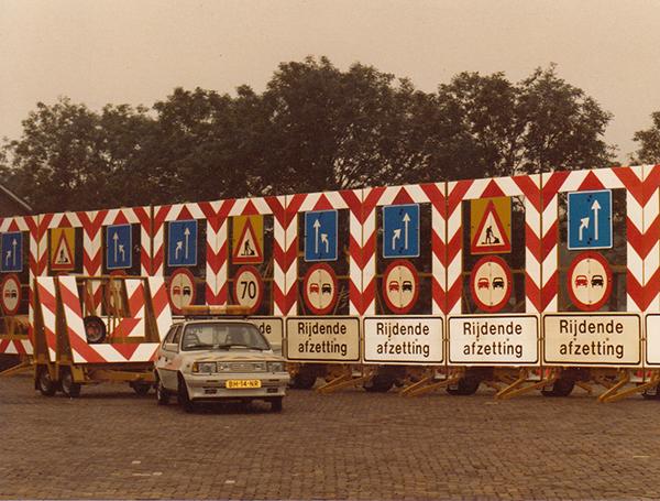 1984 - Ontwikkelingen van Nederlandse eerste koppelwagens