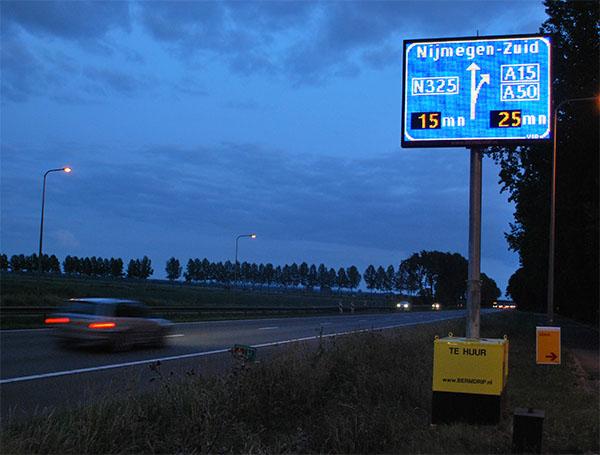 Ontwikkeling van eerste mobiele Bermdrip in Nederland