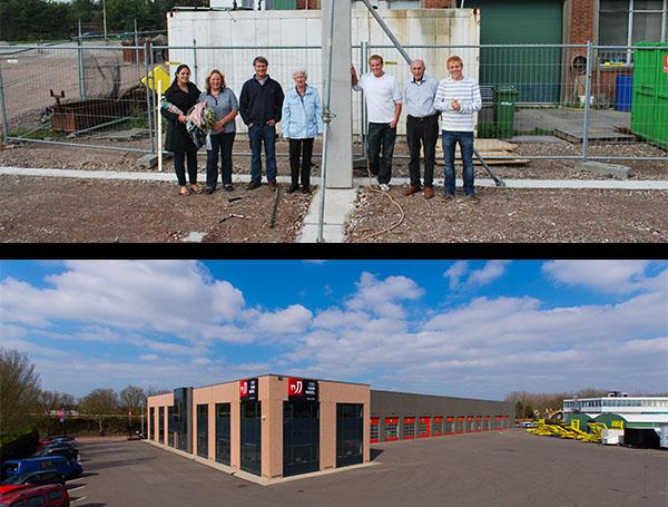 Opening nieuwe vestiging Achterdijk 49 te Rhoon