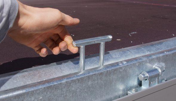 Materiaalwagen opmaat gemaakt voor BUKO Infrasupport