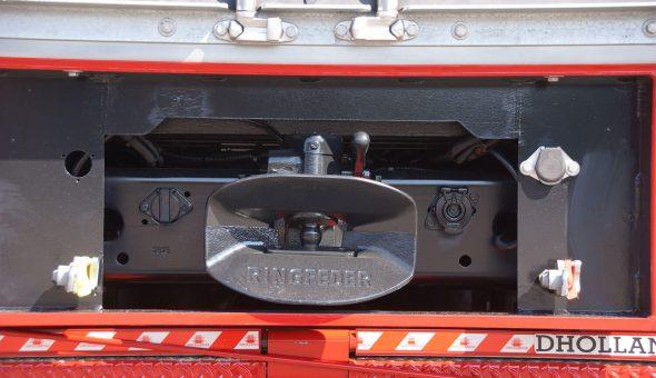 Isotherm carrosserie voor distributie transport - Breewel transport