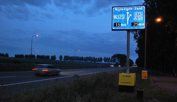 Mobiele Bermdrip Type 3C voor tekst.nl ook wel van Deuveren genoemd