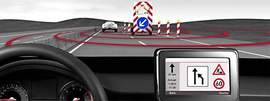 Smart Mobility door gebruik te maken van cooperatieve systemen en WiFi-P. Vehicle to infrastructie communication.