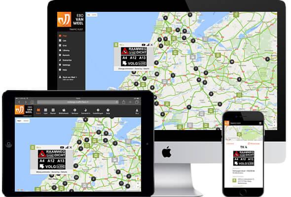 Smart-mobility toepassingen worden ontwikkeld op Traffic Fleet - jpeg