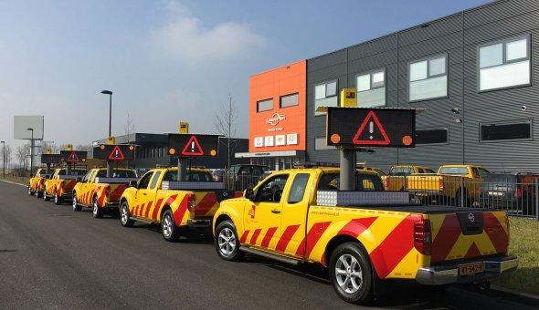 Autodrips 2.0 voor Provincie Zuid-Holland uitgevoerd met GO112 en tablet aansturing