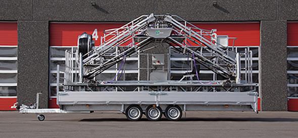 Open aanhangwagens van EBO van Weel hebben een lange levensduur