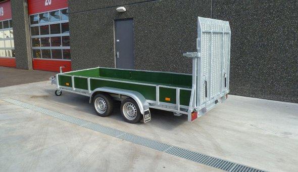 Speciaalbouw aanhangwagens