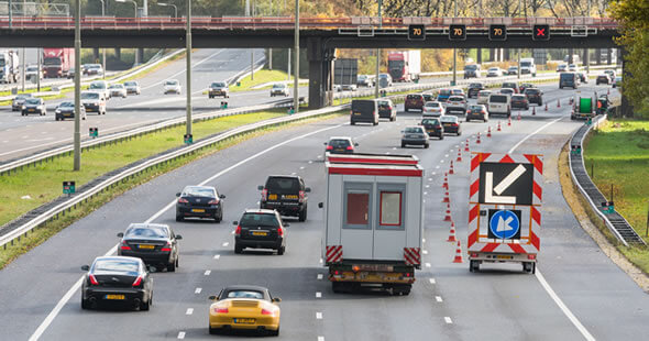 Floating Car Data voor realtime file-informatie (2)