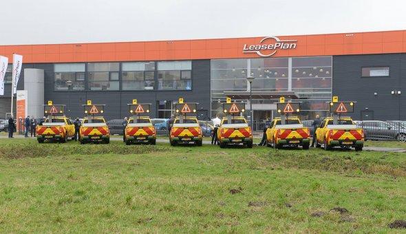 14x Nieuwe WIS-voertuigen voor Provincie Zuid-Holland met Flitsmeister en koppeling verkeerscentrale