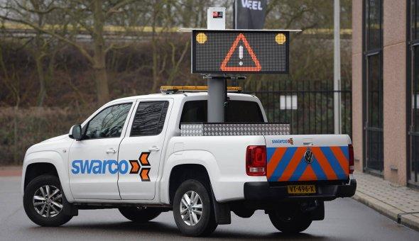 Veilig werken voor Swarco NL met Autodrip 2