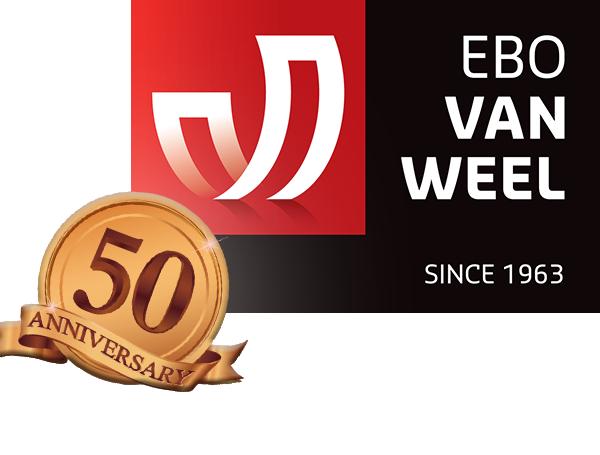 50-jarig bestaan van EBO van Weel
