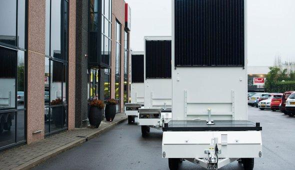 RAIN-wagens ten behoeve van Incident Management van Mourik Noord-Brabant Calamiteitenbestek