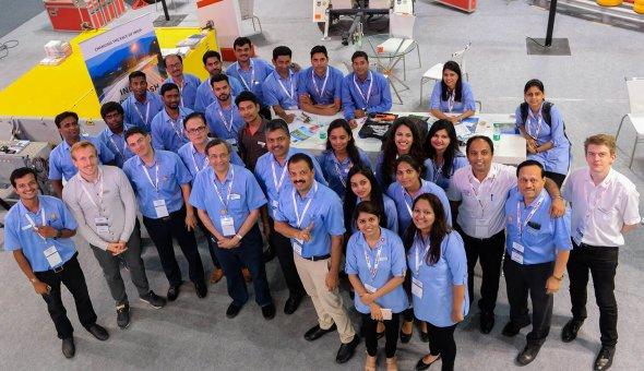 Traffic Infratech Expo Mumbai 2018 Ador Powertron and EBO van Weel (12)