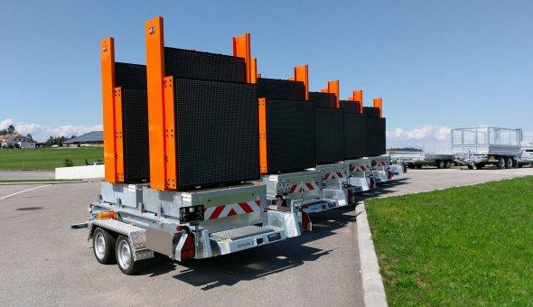 34x Totems om wegafzettingen voor wegwerkers veiliger te maken (2)