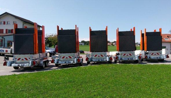 34x Totems om wegafzettingen voor wegwerkers veiliger te maken (3)