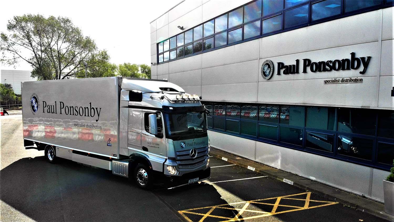 Tweede geïsoleerde carrosserie Paul Ponsomby UK
