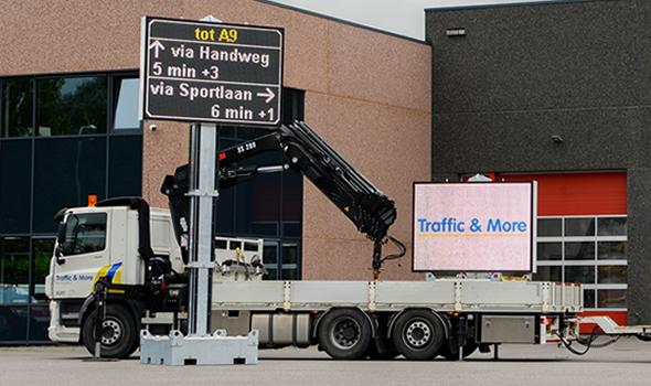 Actuele reistijdinformatie voor het onderliggend wegennet project SAA5 - A9 VEENIX