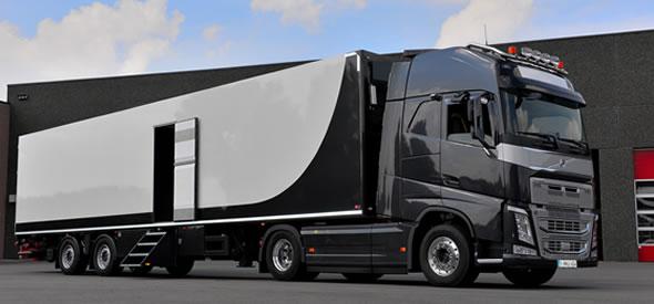 Refrigerated truck bodies | EBO van Weel