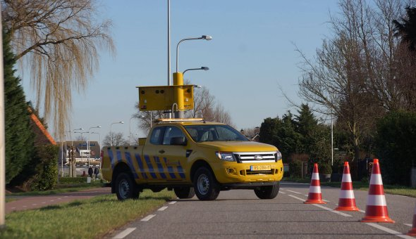 Regional authority of Zeeland contols their Vehicle mounted VMS de Traffic Fleet application and GO112