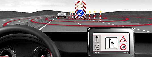 Smart mobility applications such as Road Works Warning (RWW) and Early Warnings