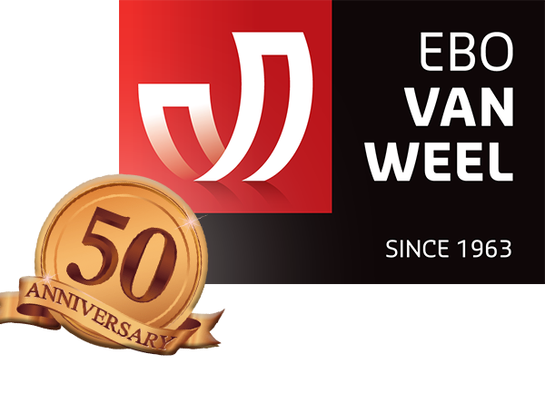50th anniversary of EBO van Weel