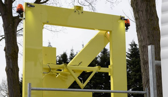 1x TMA Truck mounted attenuator for Combinatie Wegwijs-BUKO
