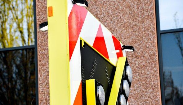 5x Solar Arrow trailer for combination BUKO-Wegwijsrent