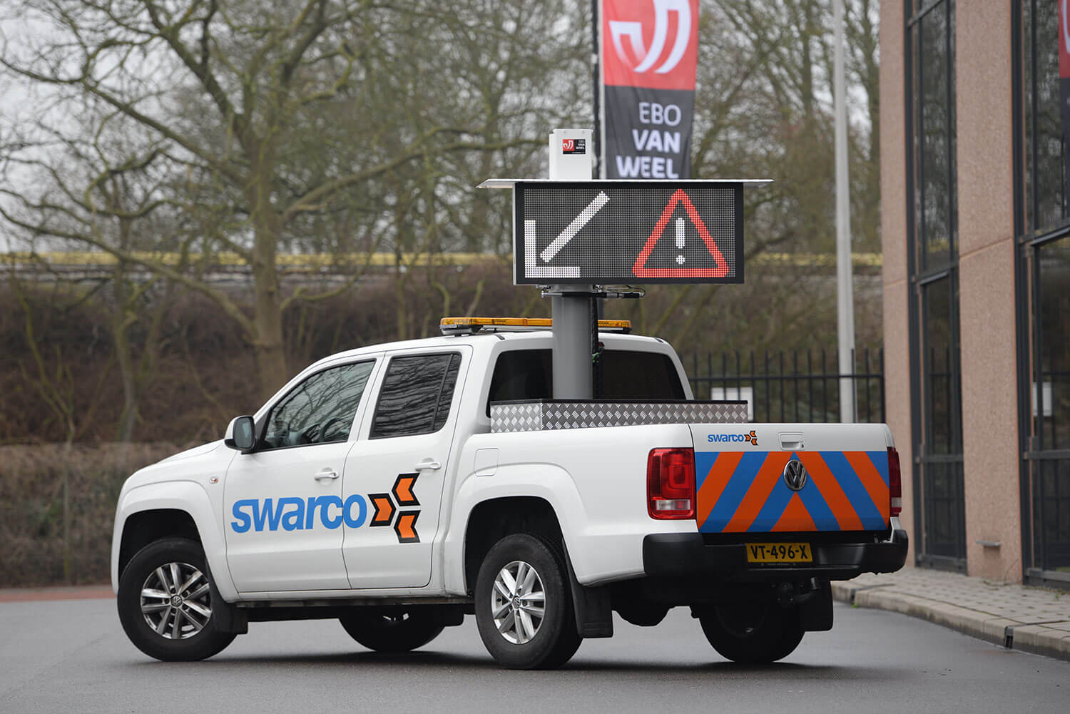 Working save with Autodrip for Swarco NL